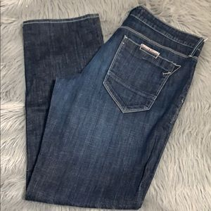 Men's Hudson jeans 36 x 32